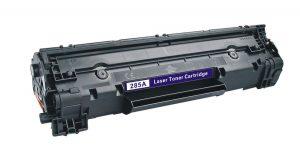 HP CE285A/85A/CB435A/35A/CB436A/36A Black kompatibilný toner 1600 strán A4 pri 5% ISO 9001:2008, ISO 14001, STMC,HP LJ M 1130 MFP, 1132 MFP, 1134 MFP, 1136