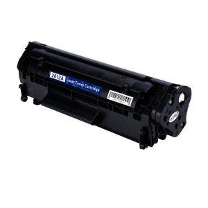 HP Q2612A 12A Kompatibilný toner 2000 listov pri 5% pokrití A4 určena pre laserove tlačiarne HP LJ 1010, HP LJ 1012, HP LJ 1015, HP LJ 1018,