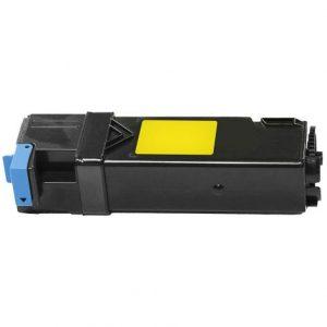 Dell 59310260 yellow kompatibilný toner 2000strán A4 pri 5% pokrytí ISO 9001:2008, ISO 14001,STM určený pre laserové tlačiarne Dell 1320 C, 1320 CN