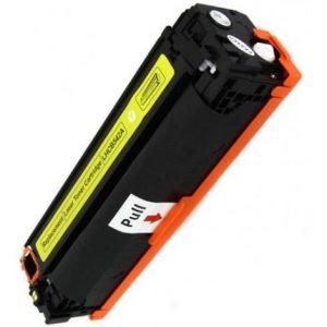HP CB542A / CE322A / CF212A / CRG716 / CRG731 Yellow, 1400 strán kompatibilný toner