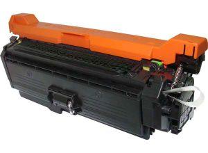 HP CE260X kompatibilný toner 17000strán A4 pri 5% pokrytí HP Color LJ CP 4500series, CP, 4520 DN, CP 4520 N, CM 4500series, CM 4540 F MFOP