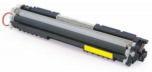 HP CE312A 126A/CF352A 130A/CRG729 Yellow,1200 strán kompatibilný toner pri 5% HP LJ CP 1000, 1025, 1026, 1027, 1028, 1021, 1022, 1023, PRO 100 Color MFP M 175