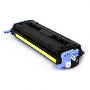 HP 6002A 124A / CRG707 kompatibilný toner 2000 strán A4 pri 5% pokrytí HP Color LJ 1600, 2600, 2605, CM 100series, CM 1015, CM 1015 MFP, CM 1017, CP 2600