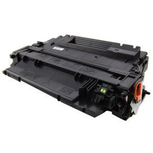 HP CE255X 55X / CRG274H kompatibilny toner 12500 strán A4 pri 5% pokrytí HP LJ P 3010 Series, 3011, 3015 D, 3015 DN, 3015 N, LJ PRO M 520 Series, 521 DN, 521 DW