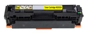 HP W2032A 415A kompatibilný toner bez čipu 2100strán A4 pri 5% pokrytí ISO určený pre tlačiarne 9001:2008, ISO 14001,STMC HP M454,HP M479