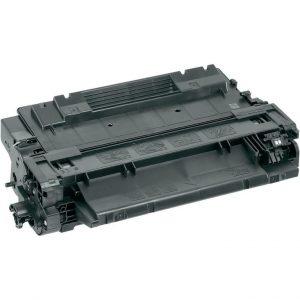 HP CE255A 55A / CRG724 kompatibilný toner 6000 strán A4 pri 5% pokrytí HP LJ P 3010 Series, 3011, 3015 D, 3015 DN, 3015 N, LJ PRO M 520 Series, 521 DN