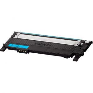 Samsung CLT C406S cyan kompatibilný toner 1000strán A4 pri 5% pokrytí Samsung CLP-360, CLP-360N, CLP-360ND, CLP-360 Series, CLP-365, CLP-365W, CLX-3300