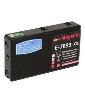 Epson C13T789340, 36ml kompatibilná atramentová náplň ISO 9001:2008, ISO 14001,STM Epson WorkForce Pro WF-5110DW, 5190DW, 5620DWF, 5690DWF