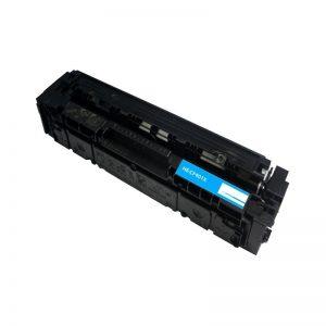 HP CF401X 201X kompatibilny toner 2300strán A4 pri 5% pokrytí HP Color LaserJet Pro M 250 Series, Pro M 252 dw, Pro M 252 n, Pro M 270 Series