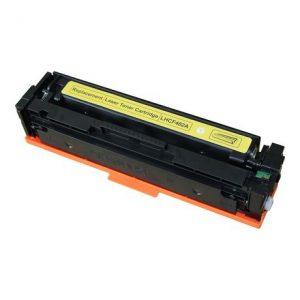 HP CF402A 201A kompatibilný toner 1500 strán A4 pri 5% pokrytí HP Color LaserJet Pro M 250 Series, Pro M 252 dw, Pro M 252 n, Pro M 270 Series, Pro M 274 dn