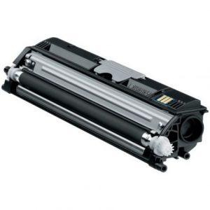 Konica Minolta A0V301H black kompatibilný toner 2500strán A4 pri 5% pokrytí i KONICA MINOLTA MAGICOLOR MC 1650, KONICA MINOLTA MAGICOLOR MC 1680