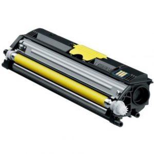 Konica Minolta A0V306H yellow kompatibilný toner 2500strán A4 pri 5% pokrytí Minolta MC1600 W, MC1650 EN, MC1650 EN D, MC1650 EN DT, MC1680 MF, MC1690 MF