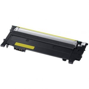 Samsung CLT Y404S yellow kompatibilný toner 1000strán A4 pri 5% pokrytí Samsung Xpress C430, C430 Series, C430 W, C480, C480 FN, C480 FW, C480 Series, C480 W