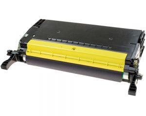 Samsung CLT Y5082L yellow kompatibilný toner 4000strán A4 pri 5% pokrytí ISO 9001:2008, ISO 14001,STM Samsung CLP620, CLP670, CLX6220FX, CLX6250FX