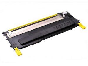 Samsung CLT-Y4092S Yellow kompatibilný toner 1000 strán A4 pri 5% pokrytí Samsung CLP-320, CLP-320N, CLP-320 Series, CLP-325, CLP-325N, CLP-325W, CLX-3180