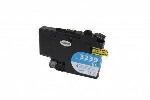 Brother LC3239XLC, 5000 strán kompatibilná atramentová náplň ISO 9001:2008, ISO 14001,STM Brother MFC-J5945DW, MFC-J6945DW, MFC-J6947DW