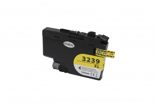 Brother LC3239XLY, 5000 strán kompatibilná atramentová náplň ISO 9001:2008, ISO 14001,STM Brother MFC-J5945DW, MFC-J6945DW, MFC-J6947DW
