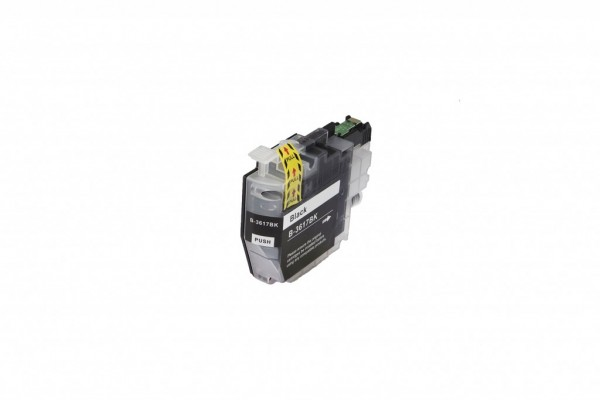 Brother LC3617XLBK kompatibilná atramentová náplň ISO 9001:2008, ISO 14001,STM Brother MFC-J2330 DW, MFC-J3530 DW, MFC-J3930 DW