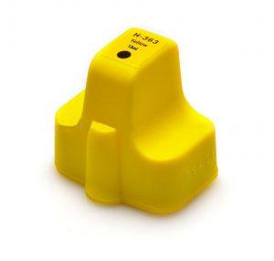 HP NO.363 XL/C8773EE/ Yellow, 13ml kompatibilná atramentová náplň HP PhotoSmart 3100 Series, 3108, 3110, 3110 Series, 3110 V, 3110 XI, 3200 Series, 3210, 3300