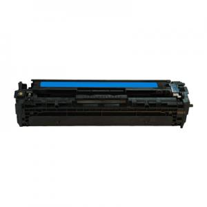 HP CF541X 203X, 2500 strán A4 pri 5% pokrytí ISO 9001:2008, ISO 14001,STM kompatibilný toner Color LJ PRO M254,Color LJ PRO M280,Color LJ PRO M281