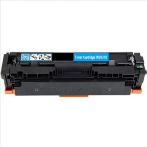 HP W2031X 415X, 6000 strán A4 pri 5% pokrytí kompatibilný toner ISO 9001:2008, ISO 14001,STM určená pre tlačiarne HP M454,HP M479