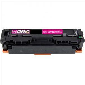 HP W2033X 415X, 6000 strán A4 pri 5% pokrytí kompatibilný toner ISO 9001:2008, ISO 14001,STM určený pre tlačiarne HP M454,HP M479