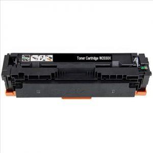 HP W2030X 415X, 7500 strán A4 pri 5% pokrytí kompatibilný toner ISO 9001:2008, ISO 14001,STM určený pre laserové tlačiarne HP M454,HP M479