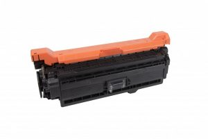 HP CE250X 504X Black,10500 strán kompatibilný toner HP Color LaserJet CP3525, HP Color LaserJet CM3530, HP Color LaserJet CP3525DN