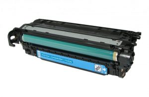 HP CE251A 504A Cyan, 7000 strán kompatibilný toner HP Color LaserJet CP3525, HP Color LaserJet CM3530, HP Color LaserJet CP3525DN