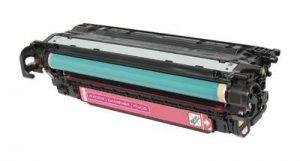 HP CE253A 504A Magenta, 7000 strán kompatibilný toner HP Color LaserJet CP3525, HP Color LaserJet CM3530, HP Color LaserJet CP3525DN