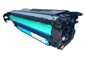 HP CF321 653A Cyan, 16500 strán kompatibilný toner HP Color LaserJet M651, HP Color LaserJet M680, HP Color LaserJet M680z