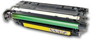 HP CF322 653A Yellow, 16500 strán kompatibilný toner